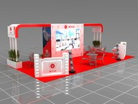 Fair Exhibition Stand