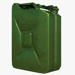 jerrycan jerry model