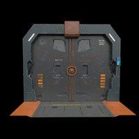 sci fi door 08
