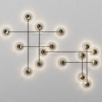 3D modular lamp -