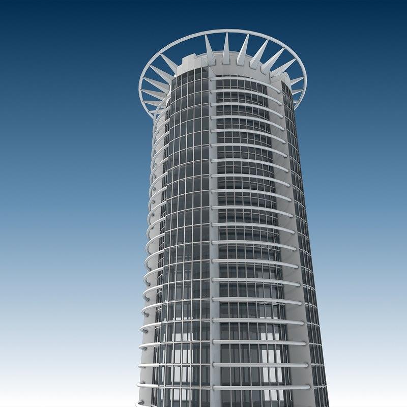building l 3D