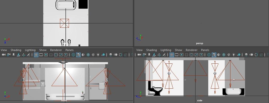 3D modern