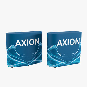 3D axion desk inflatable furniture
