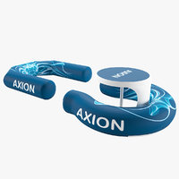 3D axion seat inflatable furniture
