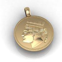 coin virgo of chersonesos