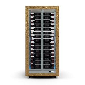 expo wine cabinet 3D model