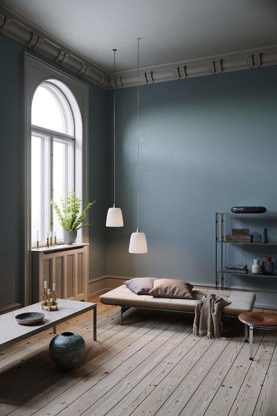 interior scene model