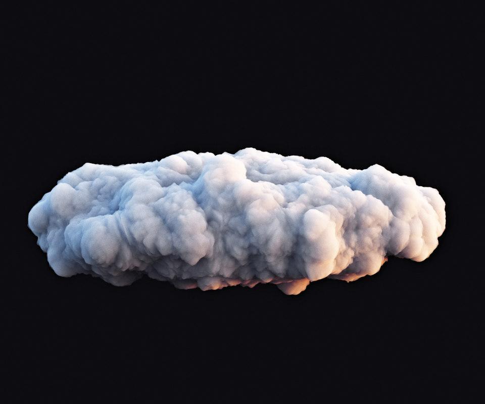 3D cloud 3