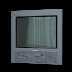 3D tv grundig model