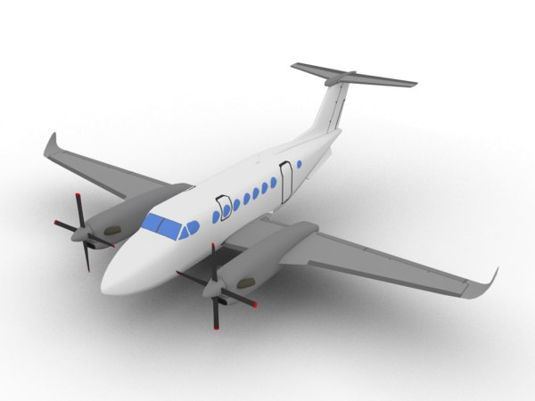 king air 350 model