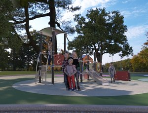 galopin dem06 playground 3D model