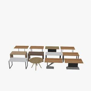 desks set model