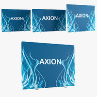Wall inflatable Axion