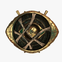 eye agamotto 3D model