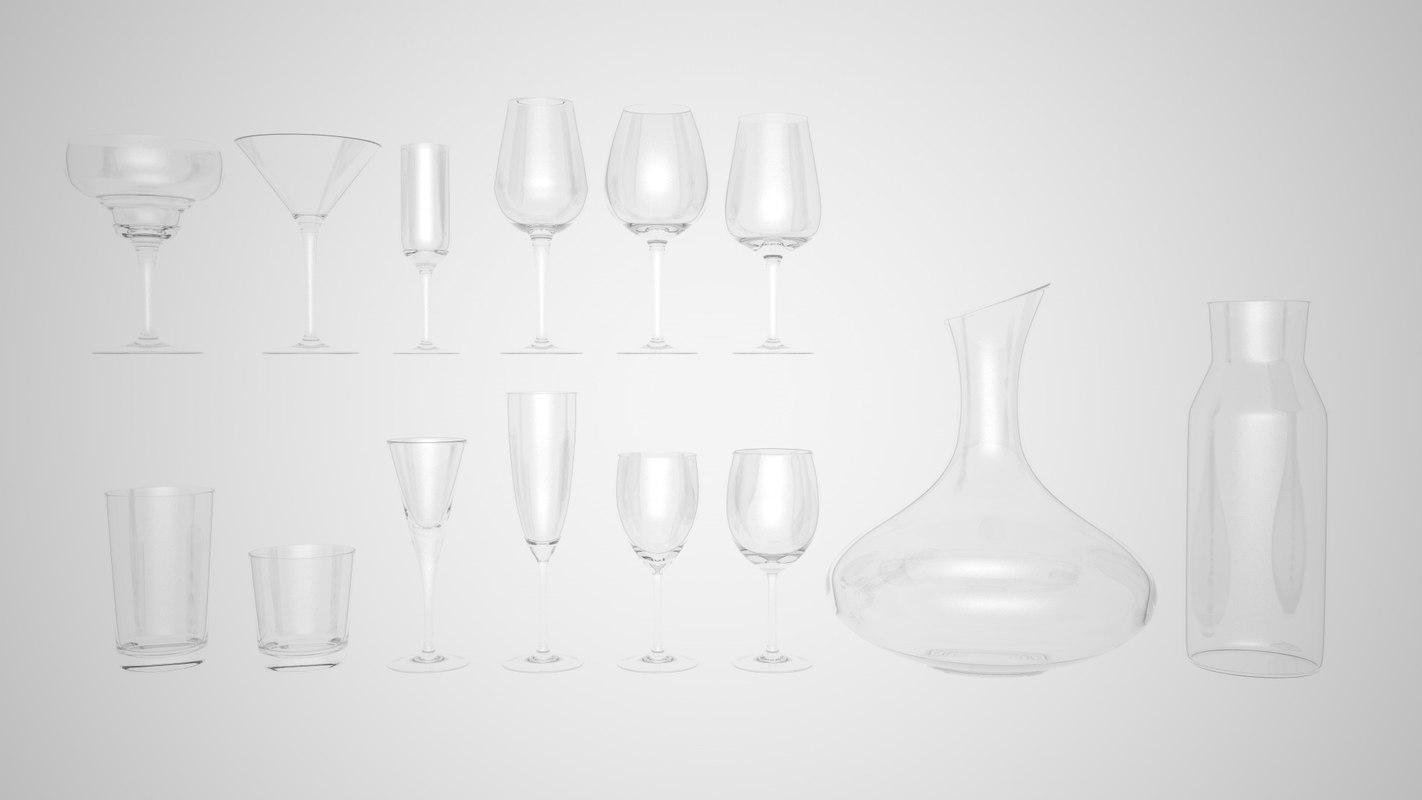 3D ikea glasses