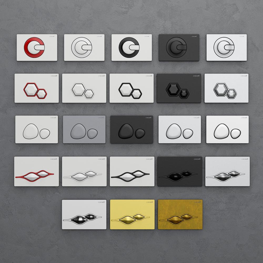 Stupendous Set Of Buttons For Installation Creavit 1 1 Forskolin Free Trial Chair Design Images Forskolin Free Trialorg