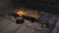 3D medieval table games -