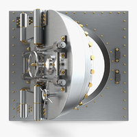Bank Collection - Vault Door