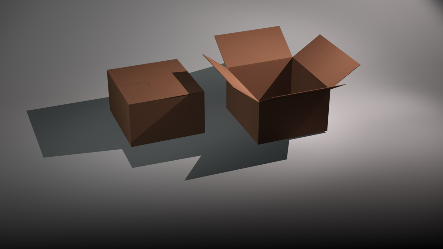 box s model