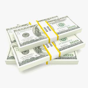 bank - 3D model