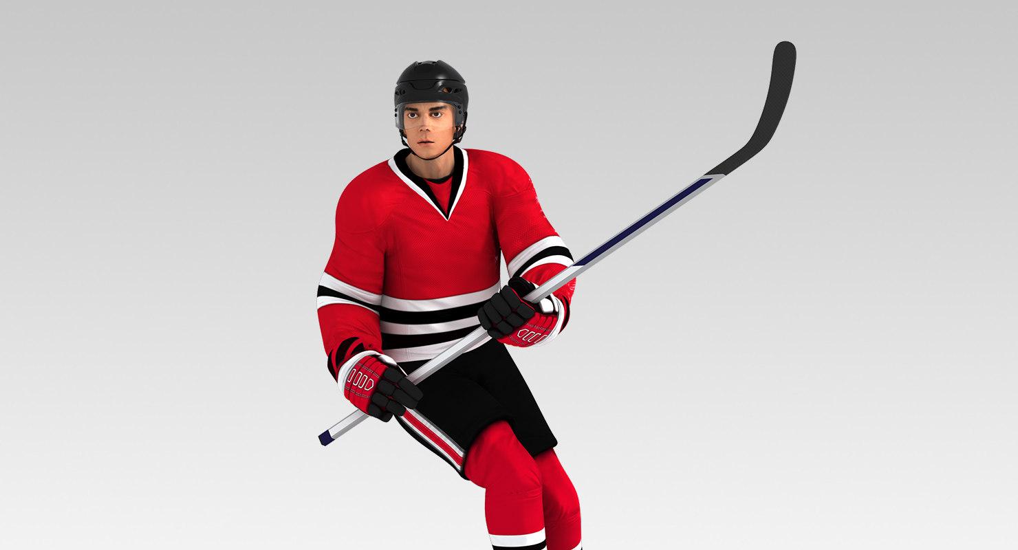 hockey model