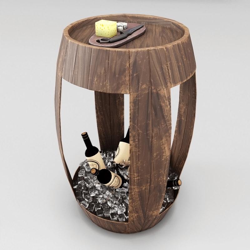 3D drink
