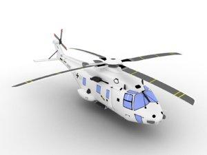 nh-90 model