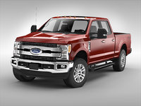 Ford F250 Super Duty Crew Cab (2017)