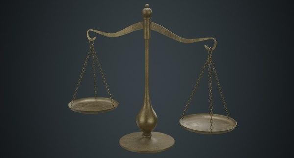 balance scale 1c model