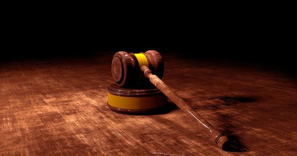 3D judge model