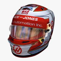 helmet 1 3D model