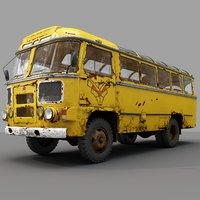 3D transport public