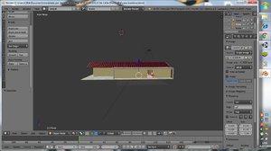 house brazilian 3D model