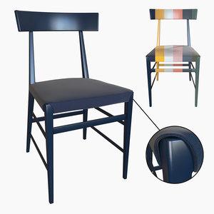 noli chair 3D