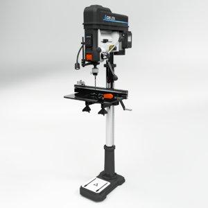 3D delta cutting pilar jig