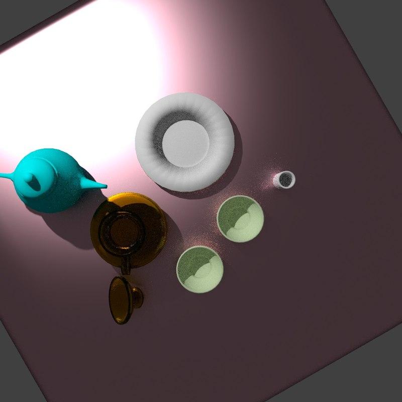 outiles 3D model