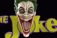 joker logo toon 3D model