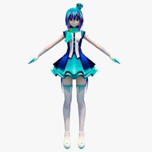 aoki lapis model