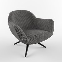 3D mad chair model