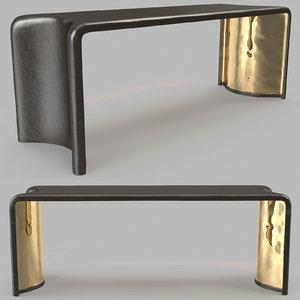 bench - model