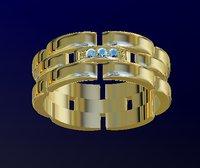 chain wedding ring