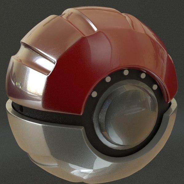 pokeball model