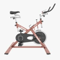 stationary spinning bicycle model