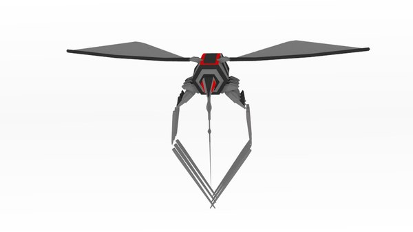 mosquito 3D
