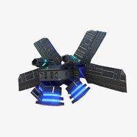Anti gravity drone