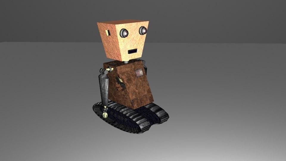 arnold 3D model