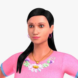 india girl indian model