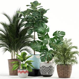 plants 115 3D model