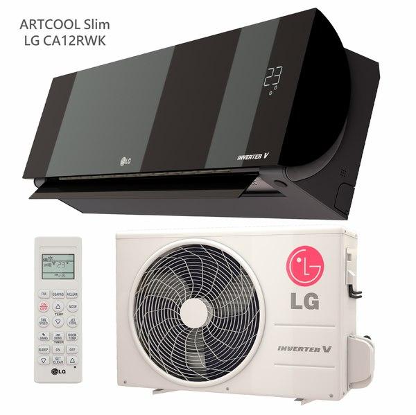 3D model inverter air 1