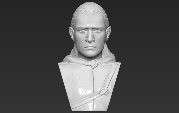 legolas lord rings model